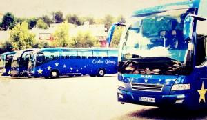 Flota de Autobuses Carlos Gómez