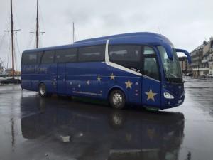 Autobus nuevo 60 plazas