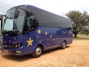 microbus 27 plazas