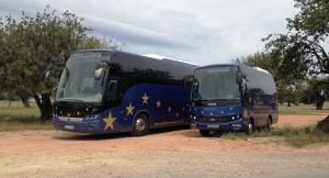 autobuses nuevos