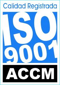 ISO 9001 logo solo