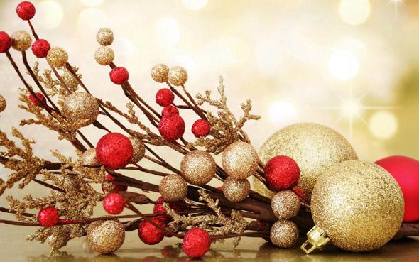 Feliz navidad autobuses carlos g mez - Decorazioni natalizie moderne ...